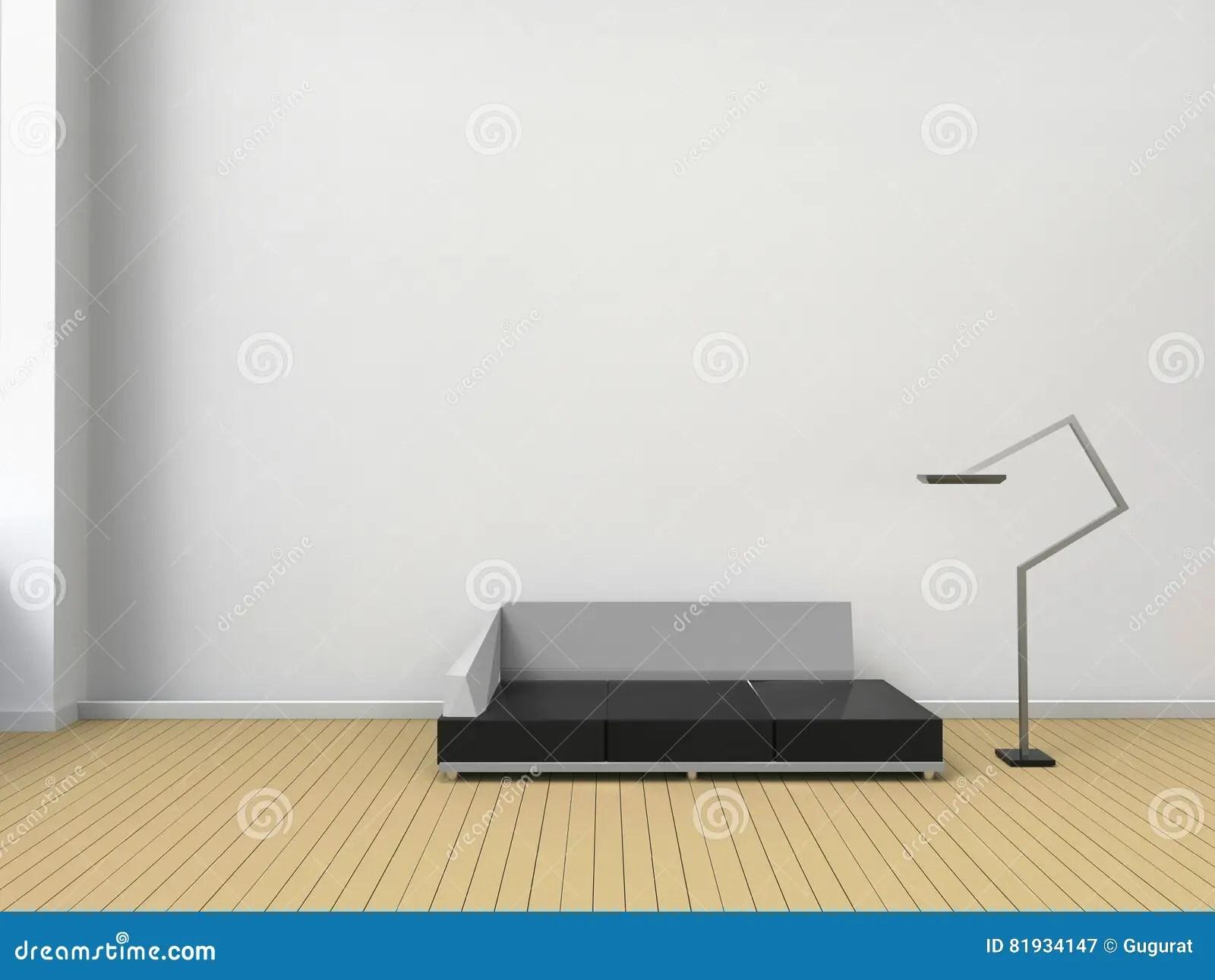 Wohnzimmer Modern Und Stühle Zeitgenössisch In Der Minimalen Art
