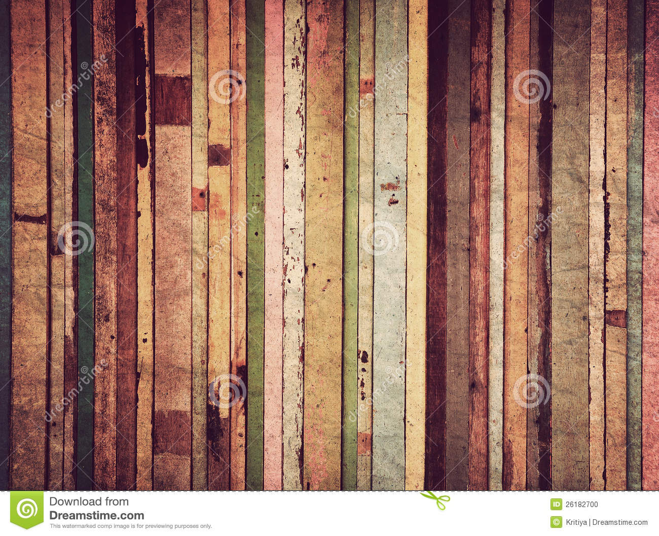 Fall Wallpaper Themes Wood Material For Vintage Wallpaper Stock Photo Image
