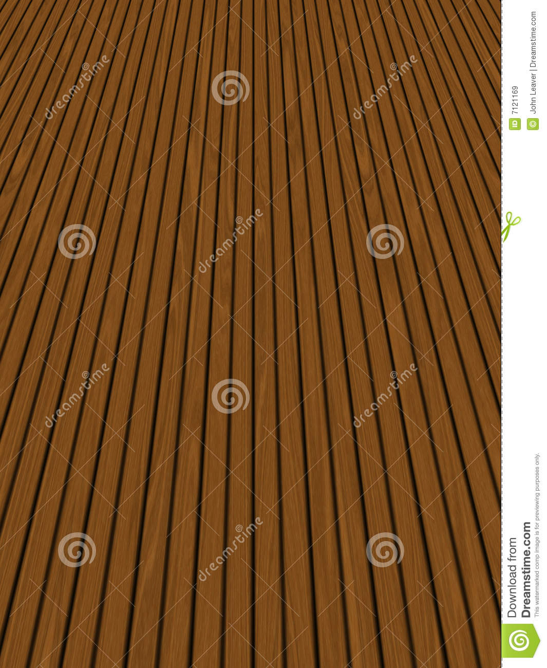 Decking Panels Wooden Decking Panels Stock Illustration Illustration Of