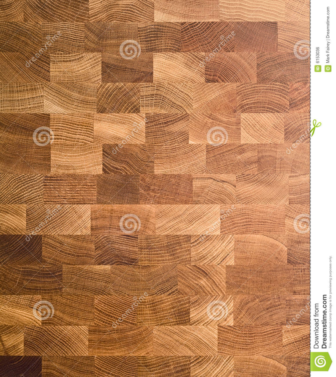 Extra Large Wooden Chopping Board Wooden End Grain Chopping Board Extra Large Royalty Free