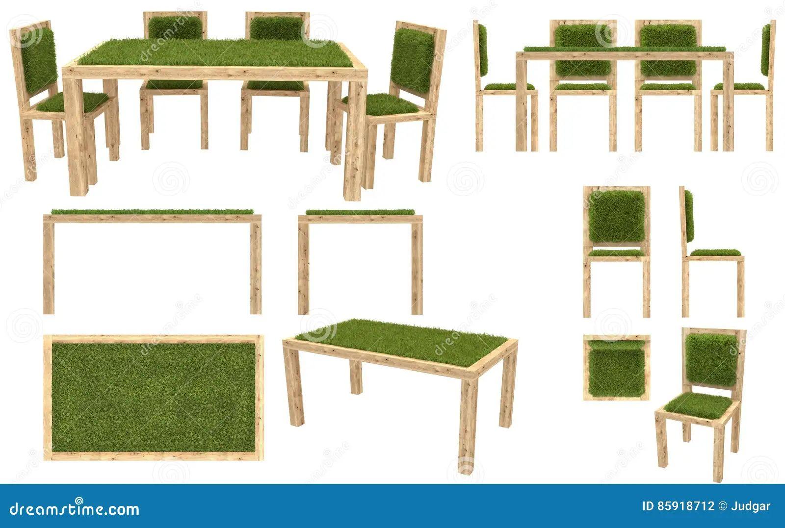 garden furniture top view download