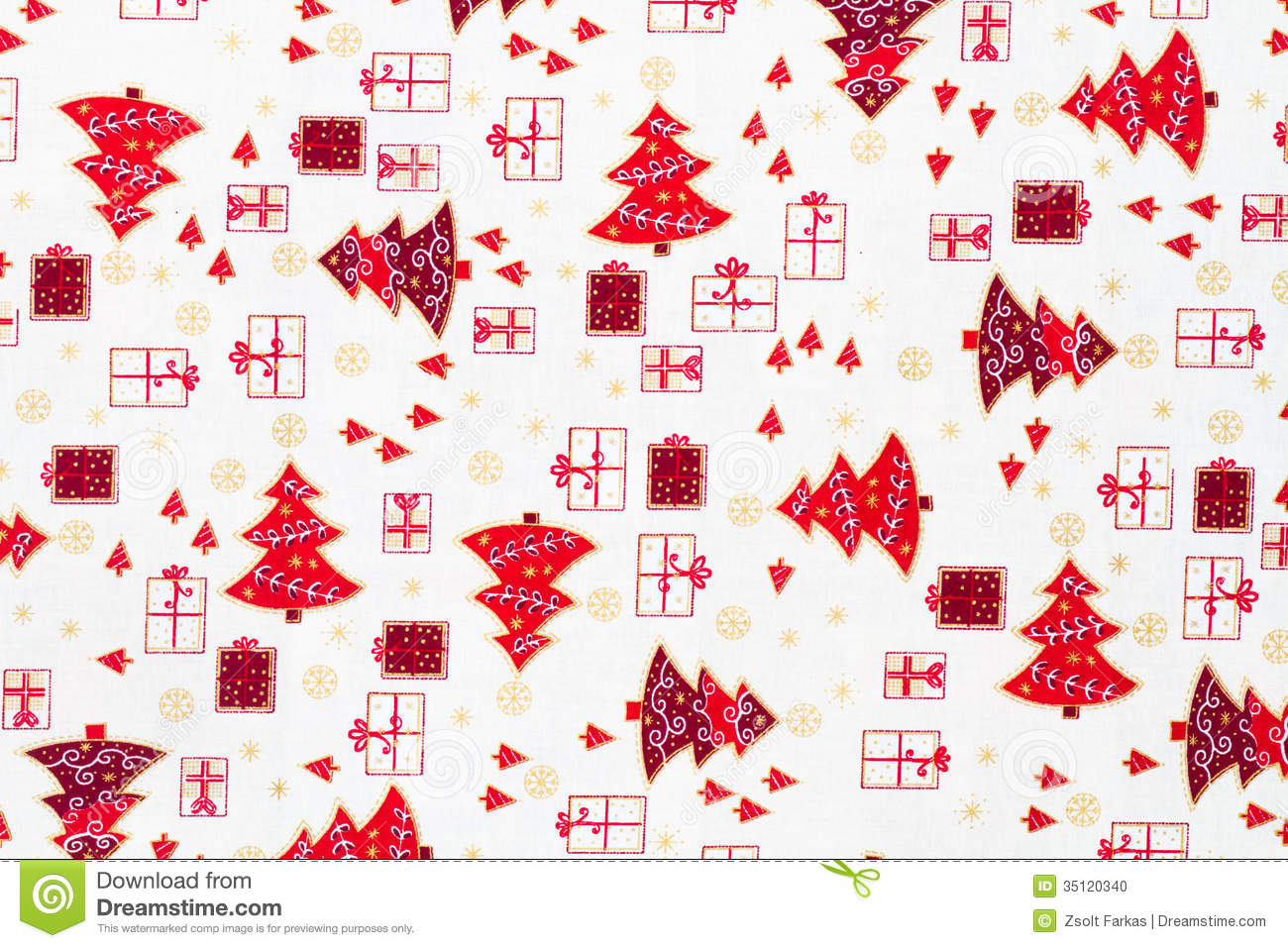 3d Fruit Wallpaper Wrapping Paper With Christmas Elements Stock Illustration