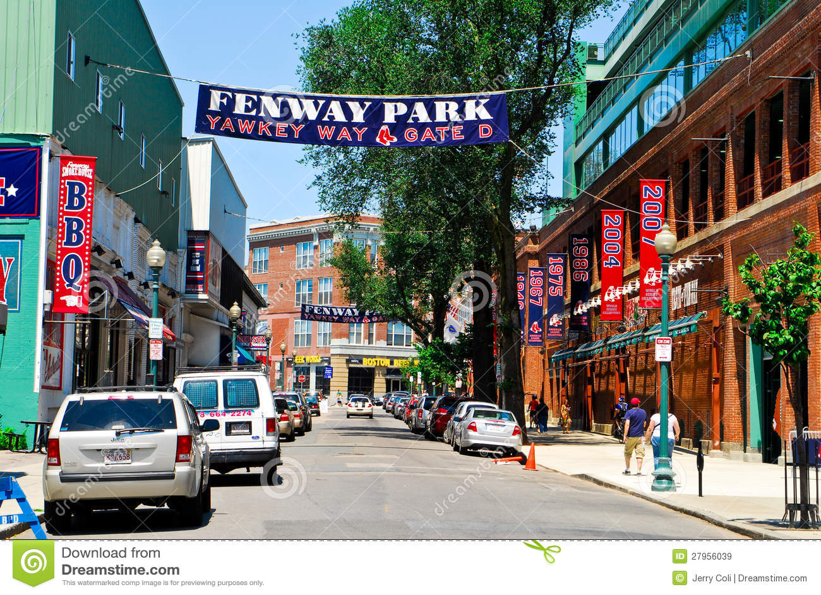 Patriots Wallpaper Hd Yawkey Way At Fenway Park Boston Ma Editorial Stock