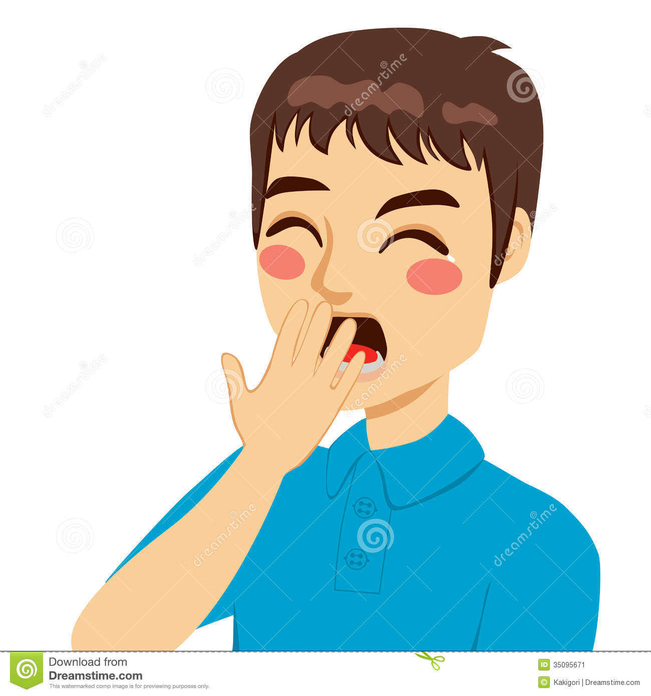 Yawn Guy Stock Illustrations 54 Yawn Guy Stock Illustrations Vectors Clipart Dreamstime