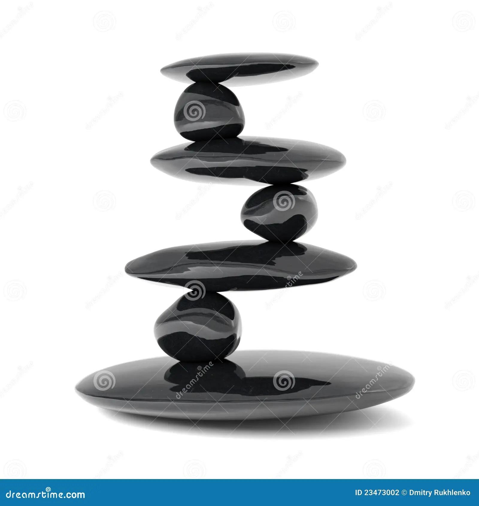 Download Wallpaper Aquarium 3d Zen Stones Balance Concept Stock Photography Image 23473002