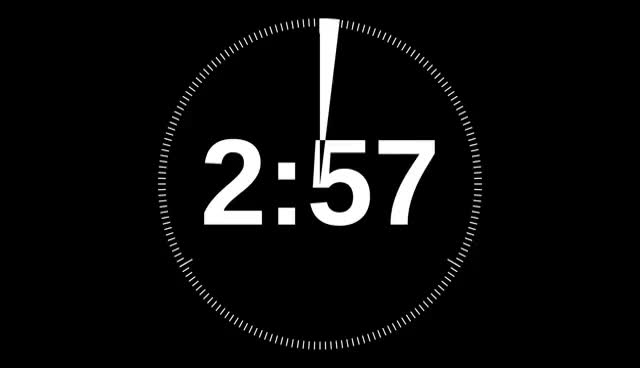 3 Minute Timer GIF Find, Make  Share Gfycat GIFs