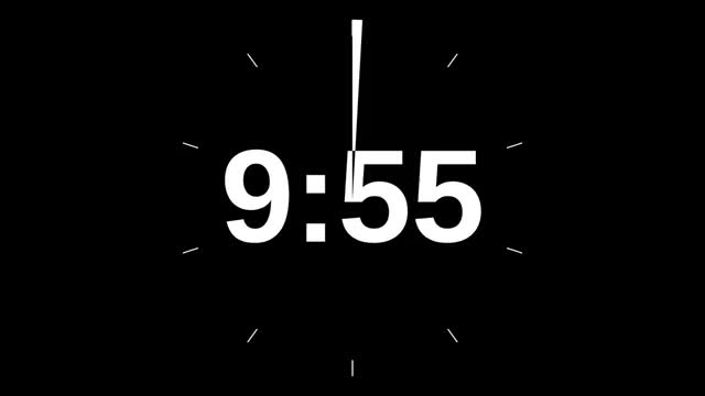 10 Minute Countdown Timer GIF Find, Make  Share Gfycat GIFs