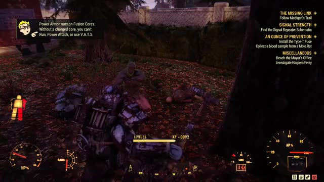 Fallout76, MrsPorksword69, xbox GIF by Gamer DVR (@xboxdvr) Find