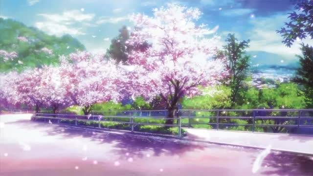 Cherry Blossoms Animated Wallpaper   wwwdesktopanimated