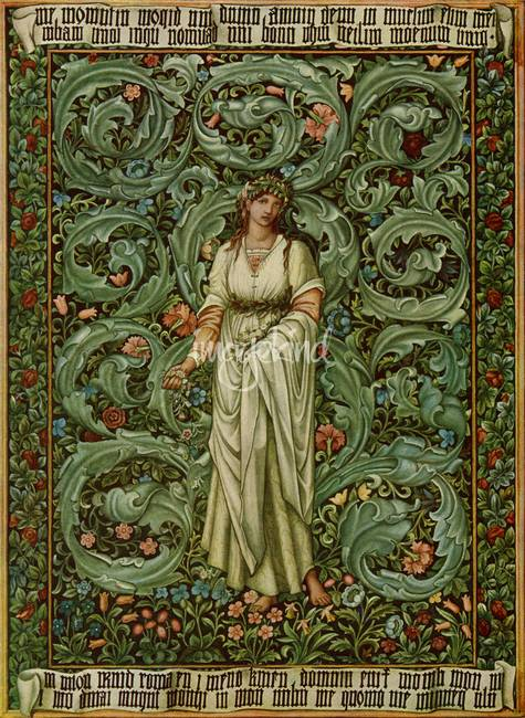 "Wand Teppich Stunning ""edward Burne Jones"" Artwork For Sale On Fine Art"