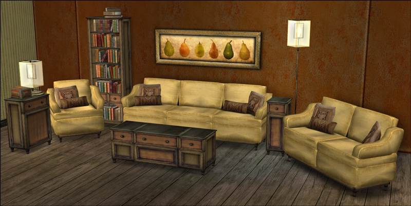 Mod The Sims Victoriangothic Set Sims 2 Furniture T