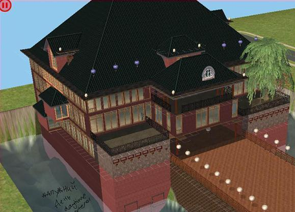 Build A Gaming Room Mod The Sims - Spirited Away Bath House