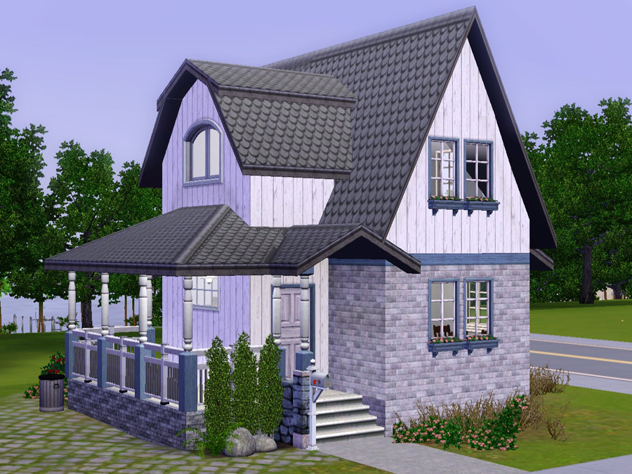 Small Country House Cc Unique House Plans Home Plans Floor Plans