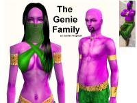 Mod The Sims - The Sims 1 Genie -- And His Beautiful New ...