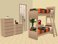 Sims 4 Cc Bunk Beds Wiring Diagrams | Repair Wiring Scheme