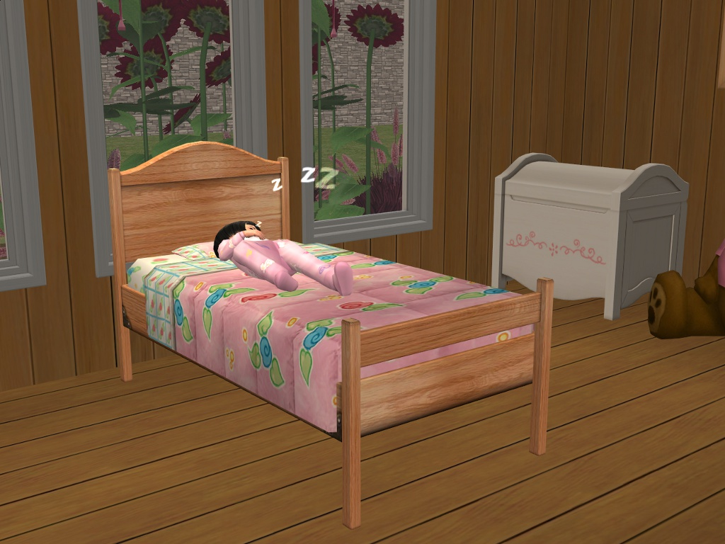 Cheap Toddler Beds Mod The Sims Base Game Toddler Beds