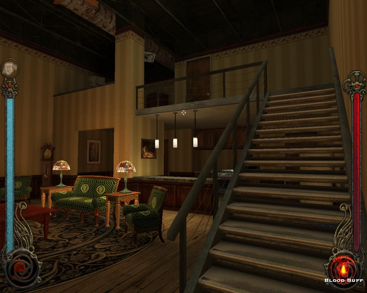 Build A Gaming Room Mod The Sims - Skyline Apartment From Vampire The
