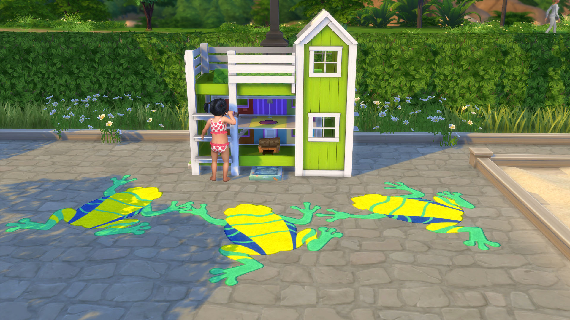 Mod The Sims Froggy39s Toddler Playground
