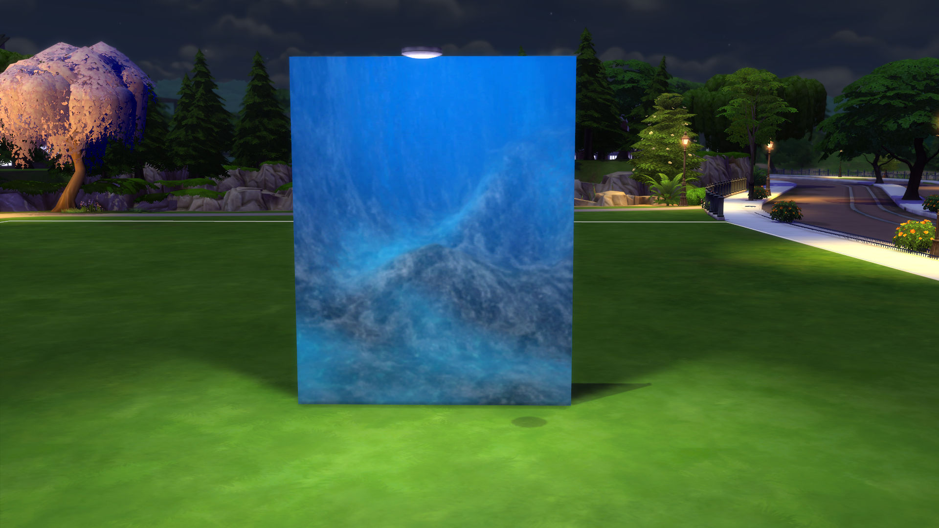 Fall Patterns Wallpaper Mod The Sims Under The Sea Part Ii Underwater Walls