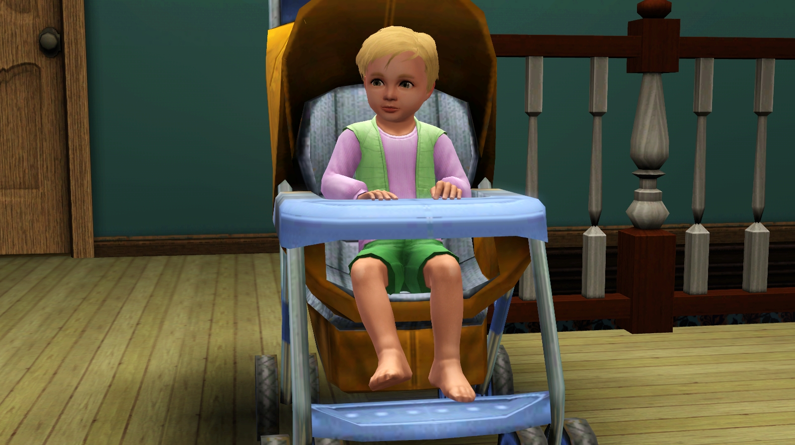 Sims 4 Toddler Stroller Mod Mod The Sims 5 New Toddler Animations For Stroller Crib