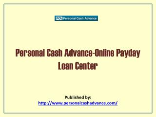 PPT - Best Way to Find a Direct Payday Advance Loan Lender PowerPoint Presentation - ID:1419346