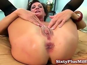 amature anal
