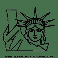 New York Disegni Da Colorare