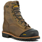 Chippewa Boots Composite Safety Toe Waterproof Insulated Made In USA 25377 Super