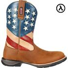 ROCKY LT WESTERN USA FLAG BOOTS RKW0213 * ALL SIZES - NEW