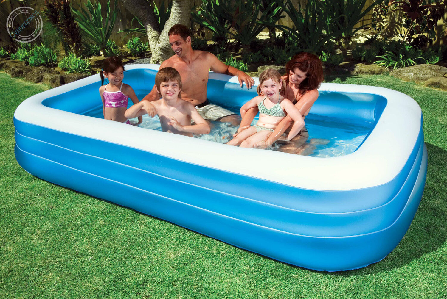 Piscina Intex Familiar Intex Nadar Centro Piscina De La Familia 58484