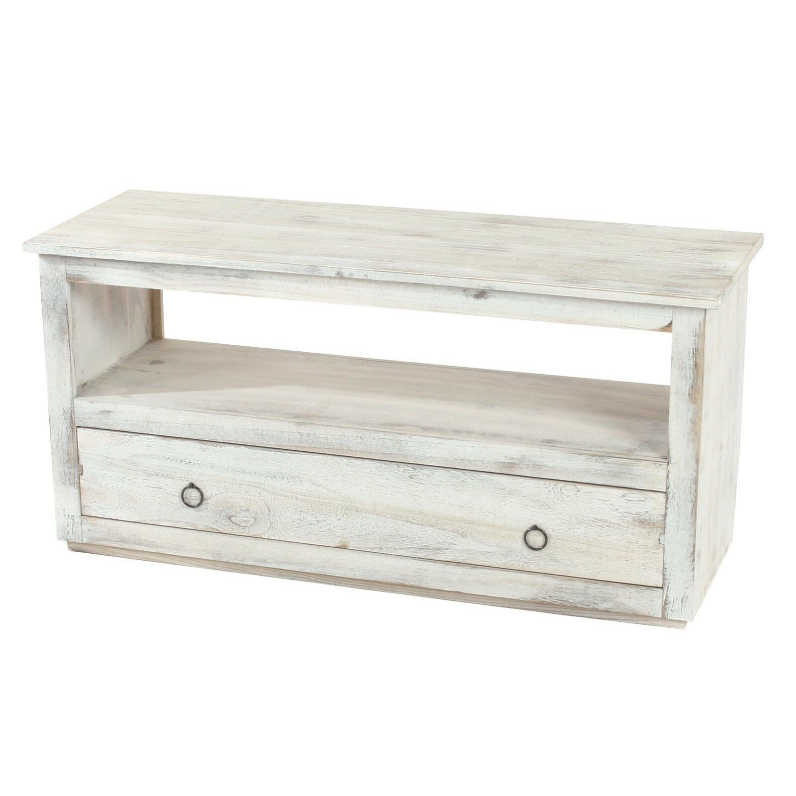 Fernsehtisch Chippendale Sessel Shabby Look