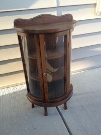 Antique Curio Cabinet Ebay | Autos Post