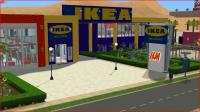 Mod The Sims - IKEA & H&M Store