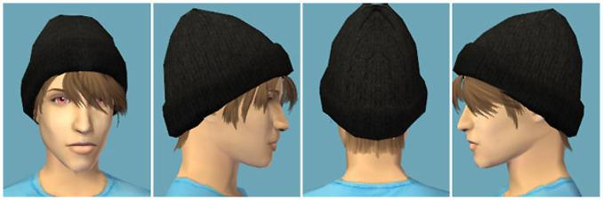 Build A Gaming Room Mod The Sims - Xmsims Beanie Hair - Retextures Of Mesh 28