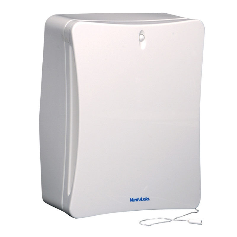 Vent axia solo plus ht centrifugal bathroom extractor fan