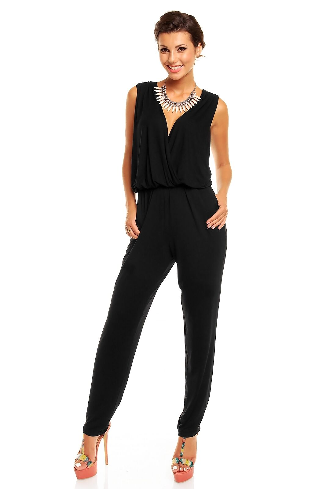 Jumpsuit Edel Jumpsuit Damen Schwarz Eleganter Jumpsuit Damen 25 Best