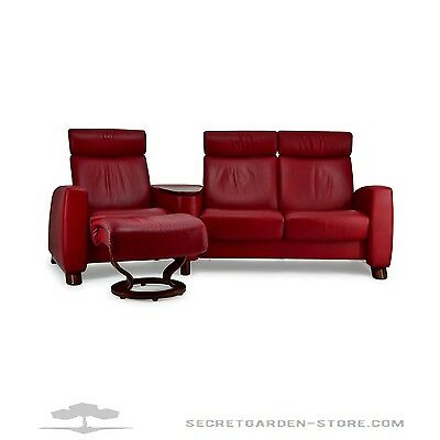 Ekornes Stressless Arion Sc12 Sofa Heimkino Gaming - Heimkino Couch