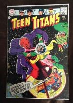 Teen Titans DC Very Good Fine Condition Ic