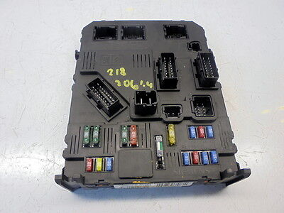 Peugeot 206 Fuse Box Heater Wiring Diagram