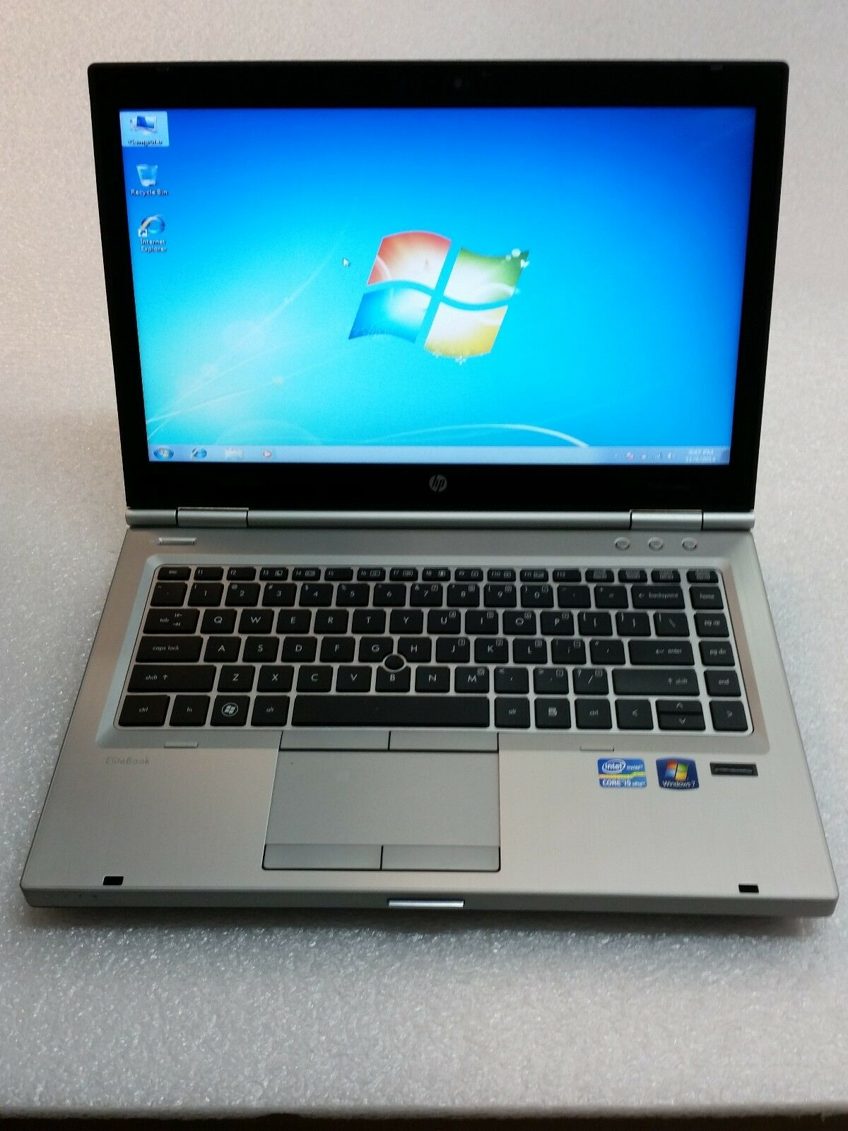 Hp Elitebook 8460p Hp Elitebook 8460p Core I5 2520m 2 5 Laptop 320gb 4gb Win