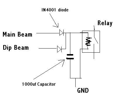 rib relay wiring diagram 120v