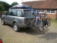 Land Rover Discovery Expedition Roof Rack - Lovequilts