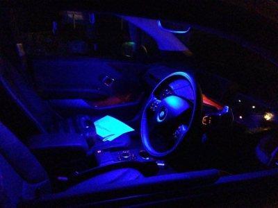 Some internal lighting pics - BMW i3 Forum