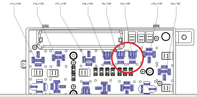 Zafira B Rear Fuse Box Location Vauxhall zafira b central locking
