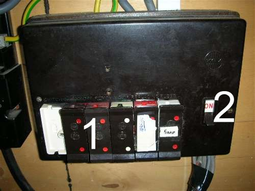 Old In Fuse Box Diagram Better Wiring Diagram Online