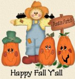 Happy Fall Y All Clip Art