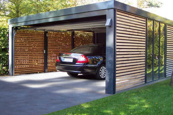 Carport An Garage Concrete Carports - Thundercrete