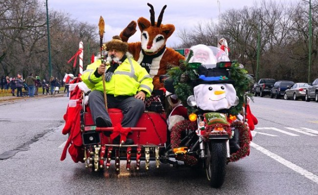 41st Chicagoland Toys For Tots Motorcycle Parade