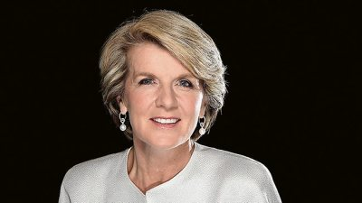 """My WAY"" — Julie Bishop on Sri Lanka and as Foreign Minister 
