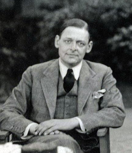 T. S. Eliot photo